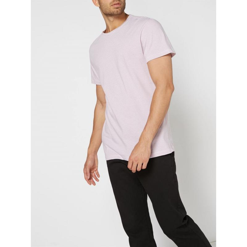 Tričko Linea Camden Stripe T Shirt