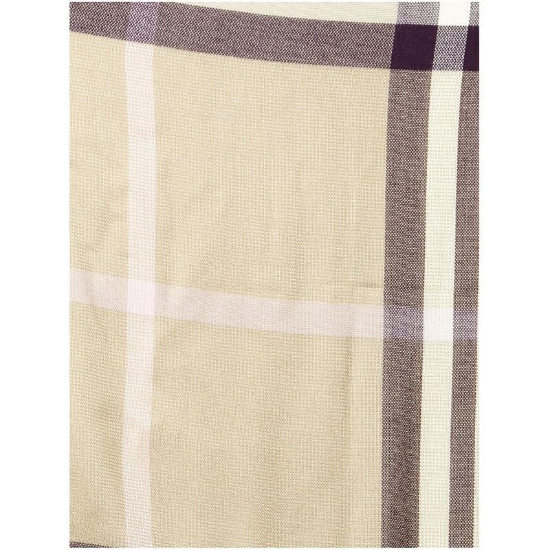 Linea Metallic cashmink scarf