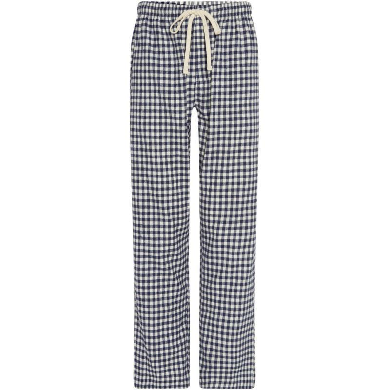 Pyžamo Howick Gingham Brushed Cotton PJ Pant