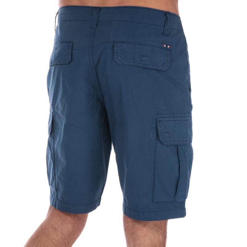 Napapijri Mens Noto2 Cargo Shorts Khaki