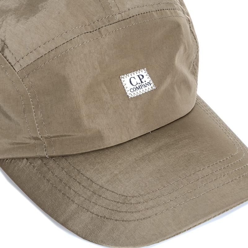 C.P. Company Mens Cap Khaki