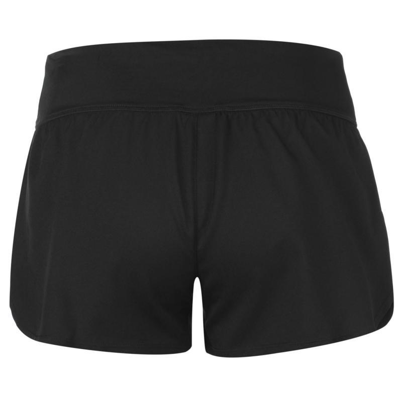 Plavky Nike Swim Solid Shorts Ladies Black
