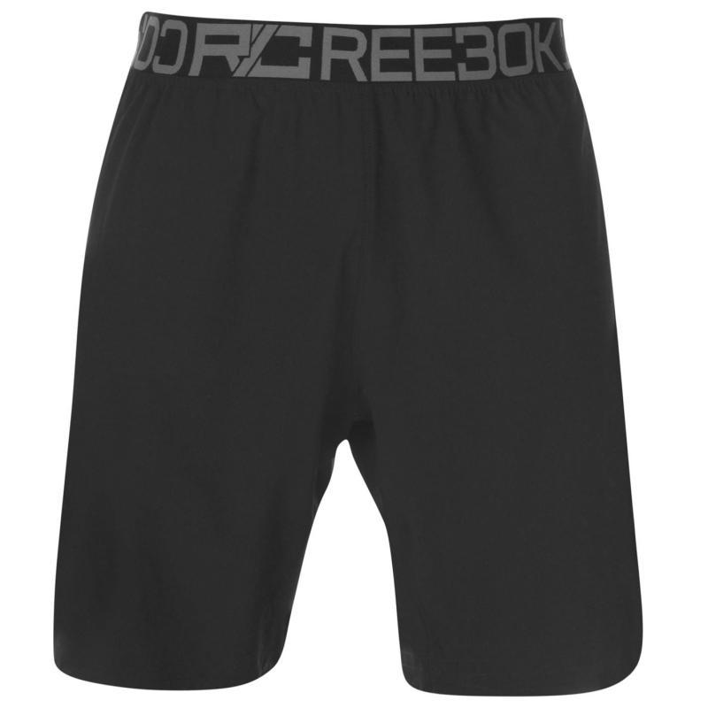 Reebok Woven Shorts Mens Black