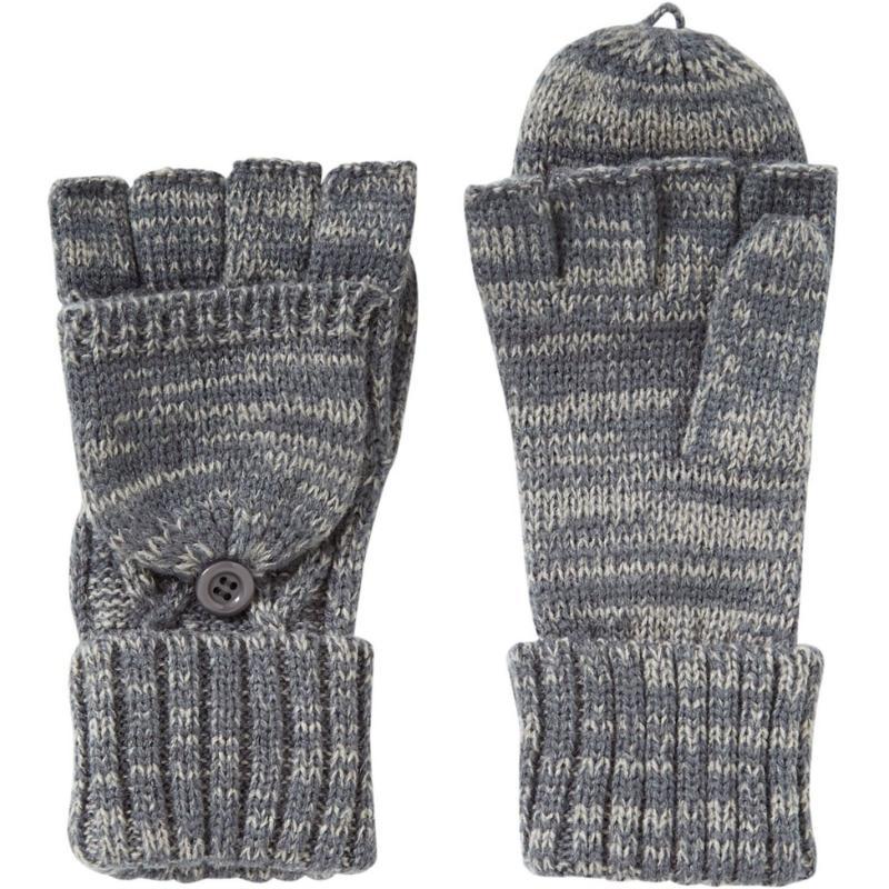 Maison de Nimes Soft knit flip mitten
