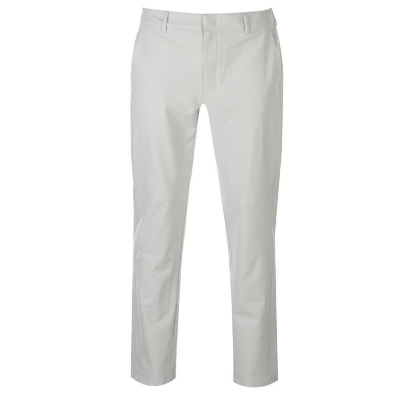 Kalhoty Mizuno Move Tech Golf Trousers Mens Light Grey