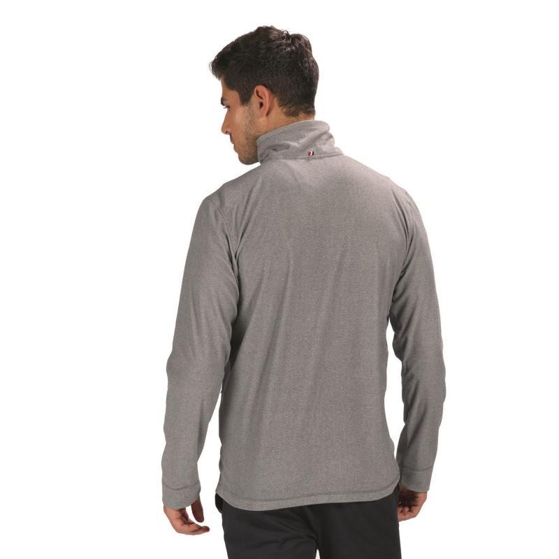 Mikina Regatta Ulan Fleece Jacket Mens Light Steel