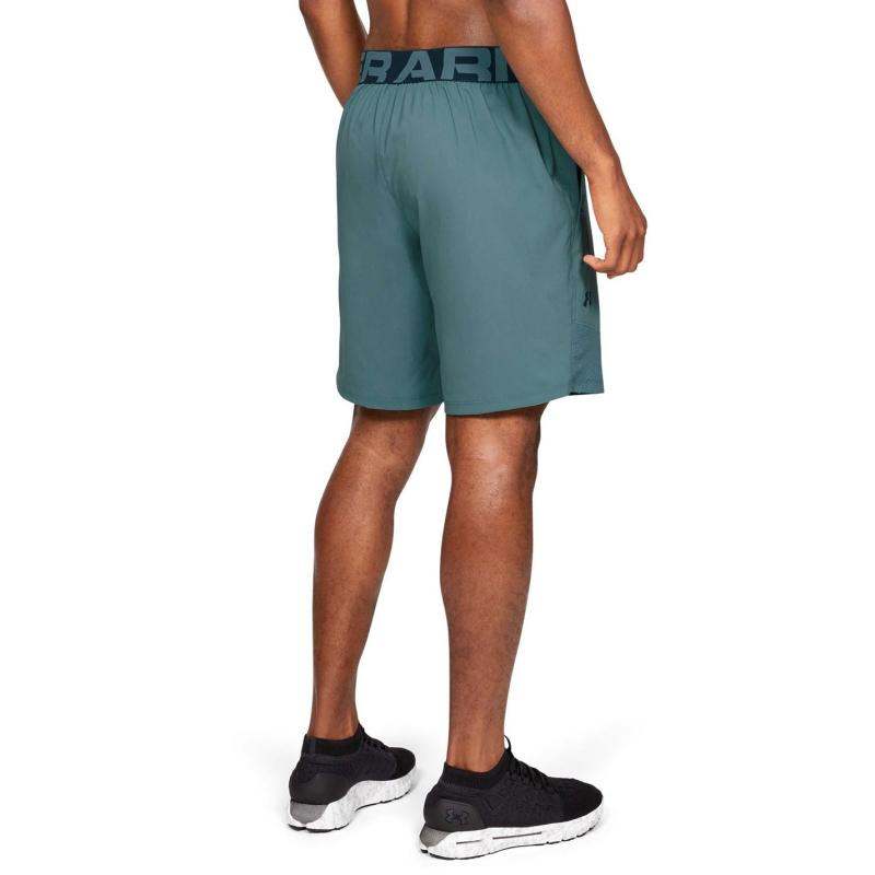 Under Armour Vanish Woven Shorts Mens Green