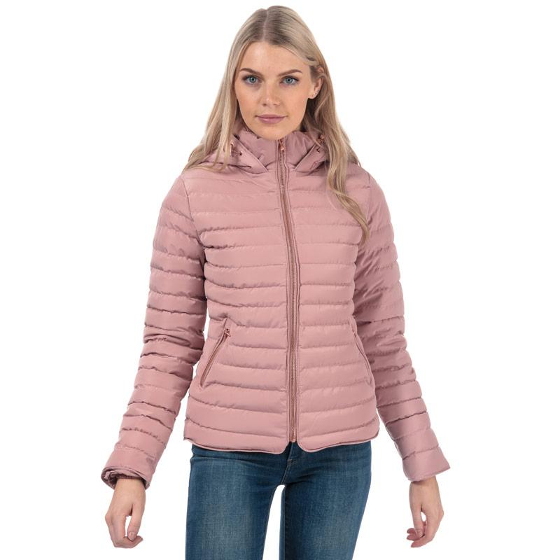 Tokyo Laundry Womens Ginger Jacket Pink