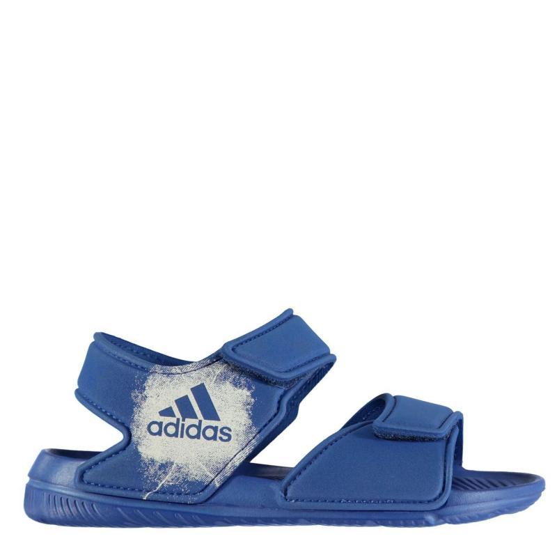 Boty adidas Alta Swim Childrens Sandals Blue
