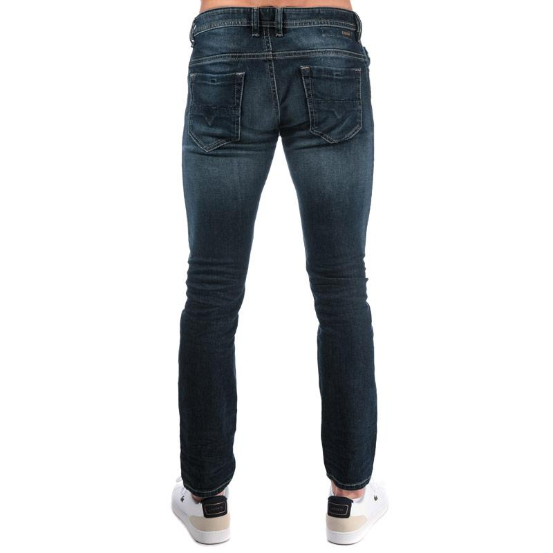 Diesel Mens Thommer Jeans Denim