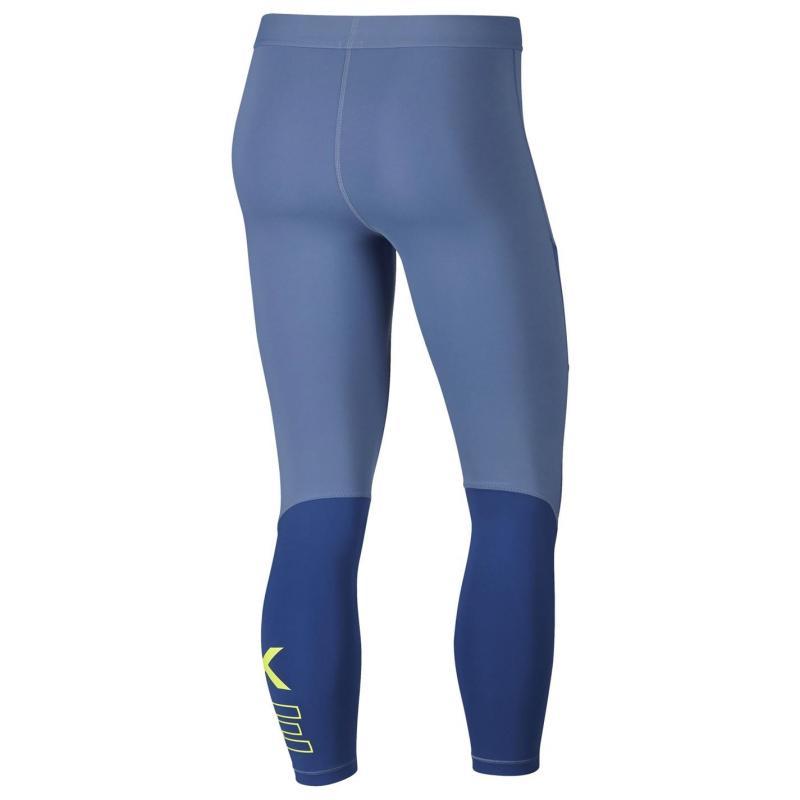 Legíny Nike Surf 2 Sport Crop Leggings Ladies Purple