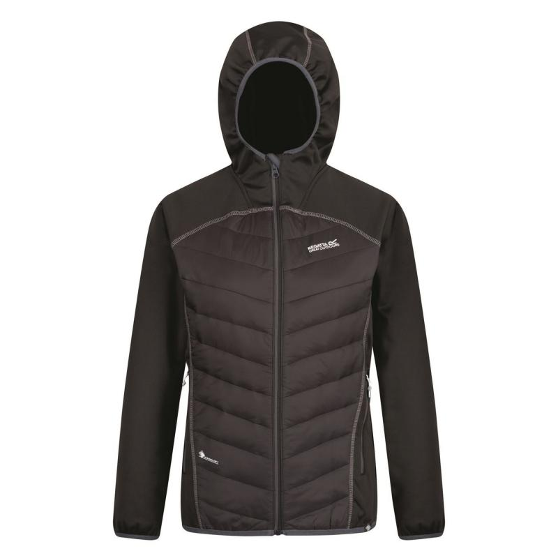 Regatta Anderson Jacket Ladies Black/Black