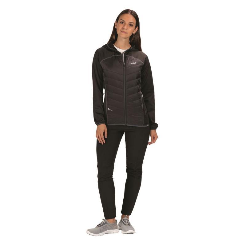 Regatta Anderson Jacket Ladies Black/Black