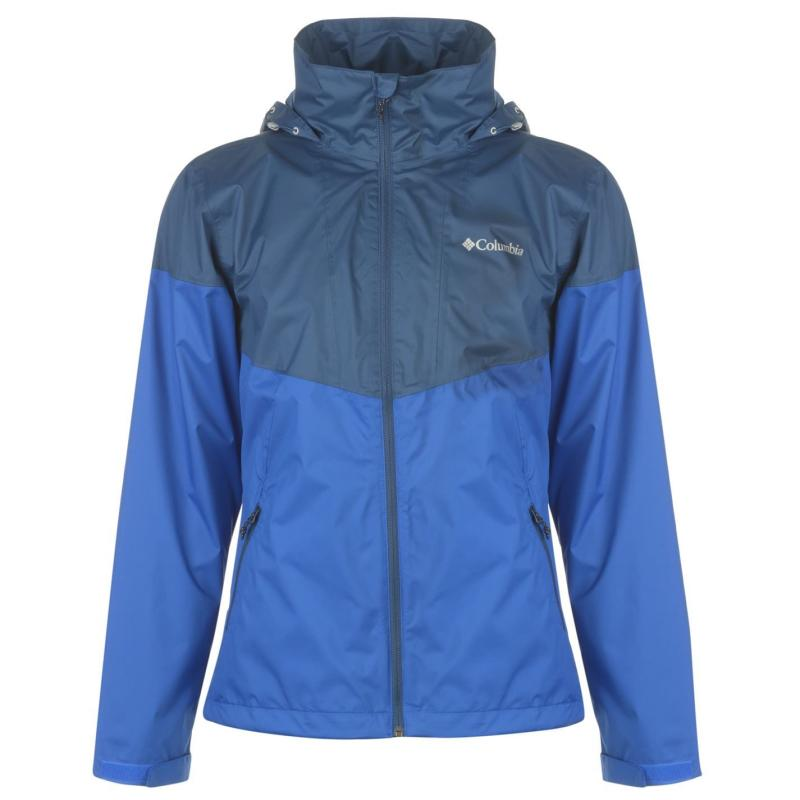 Columbia Inner Jacket Mens Azul/Carbon