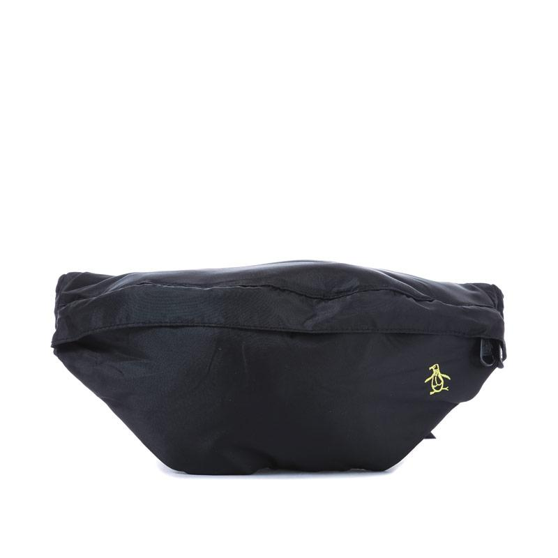 Original Penguin Bowen Nylon Cross Body Bag Khaki