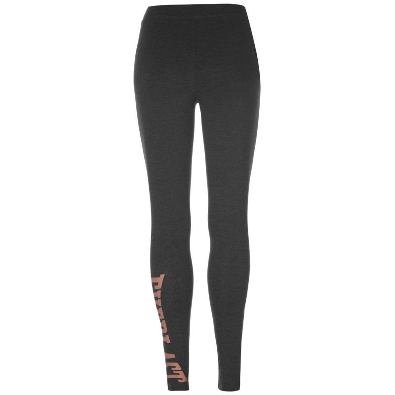 Everlast Leggings Ladies Char/Rasp