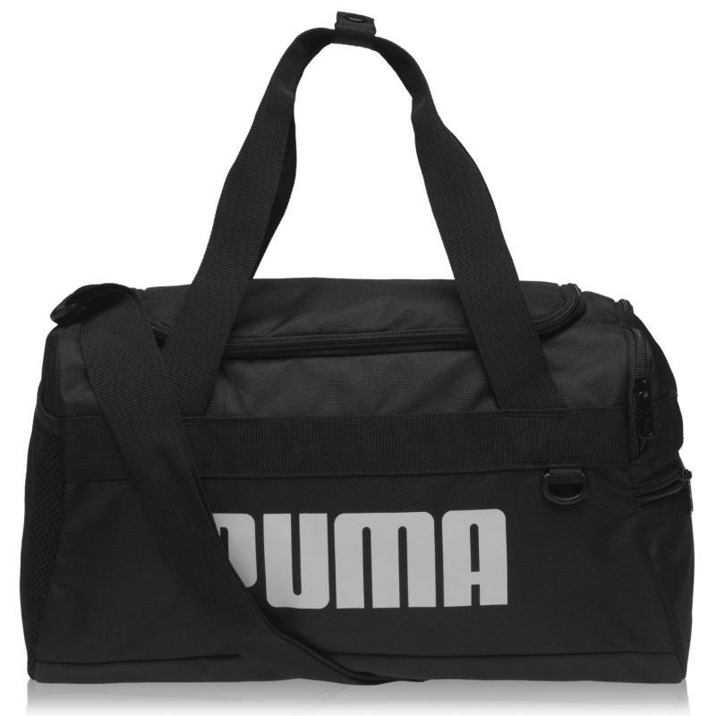 Puma Challenger Holdall Black/White
