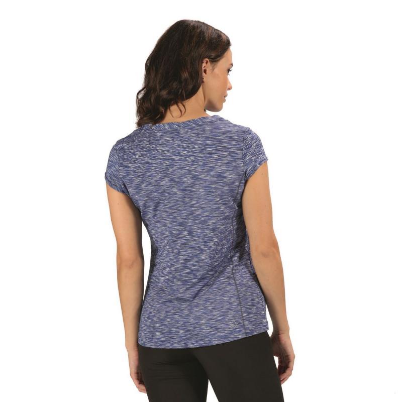 Regatta Hyper T Shirt Ladies Dark Cerise