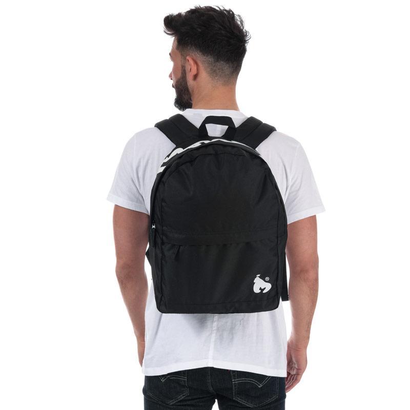 Money Black Label Back Pack Black