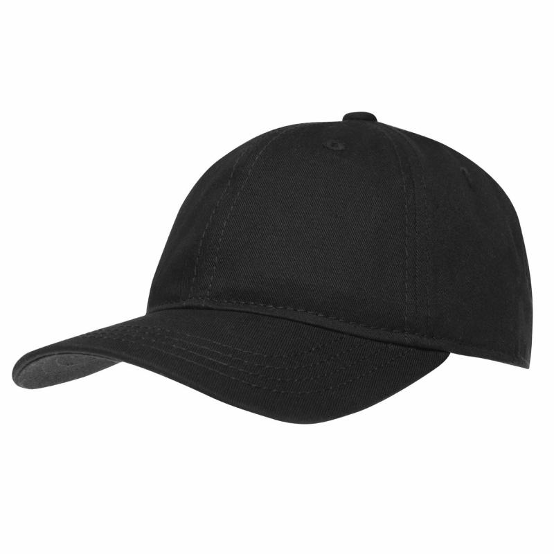 Crafted Basic Cap Junior Black