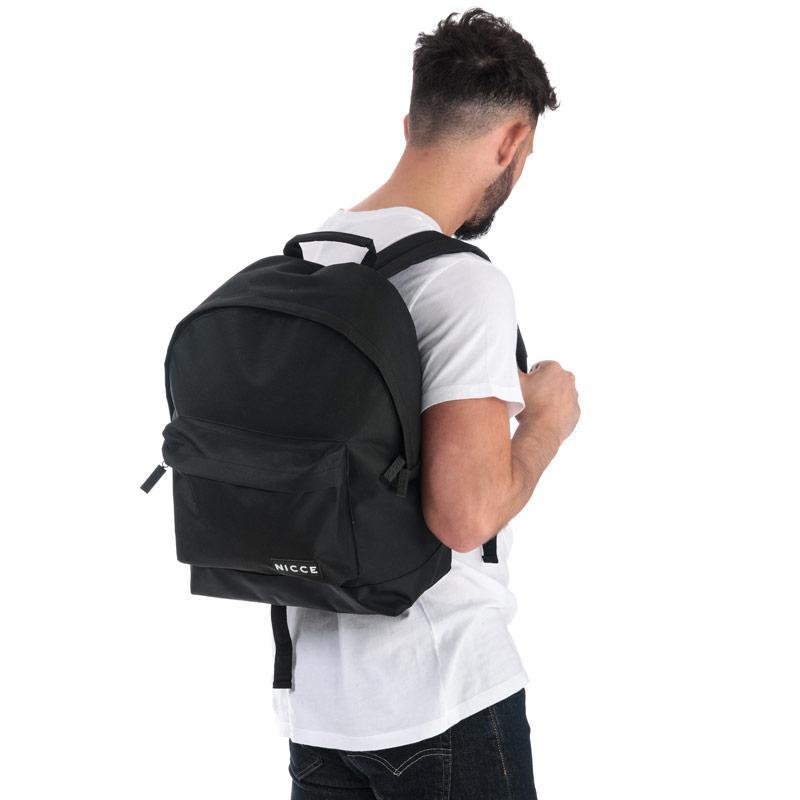 NICCE Kait Logo Backpack Black