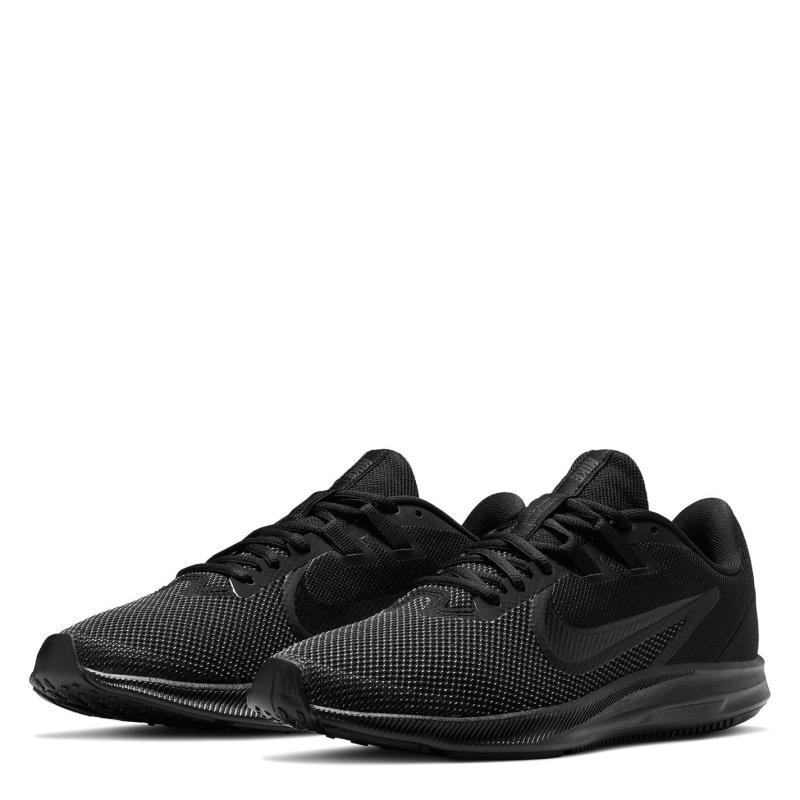 Nike Downshifter 9 Women's Running Shoe Black/Black