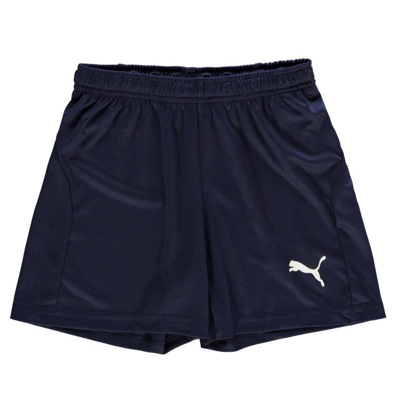 Kraťasy Puma Liga Shorts Junior Boys Navy
