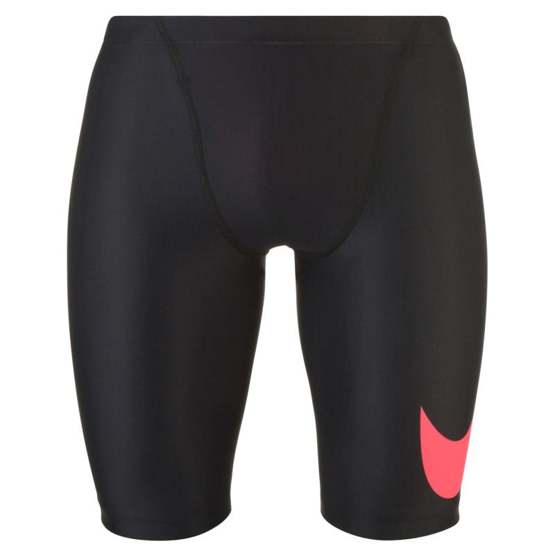 Plavky Nike Swoosh Jammers Mens Racer Pink