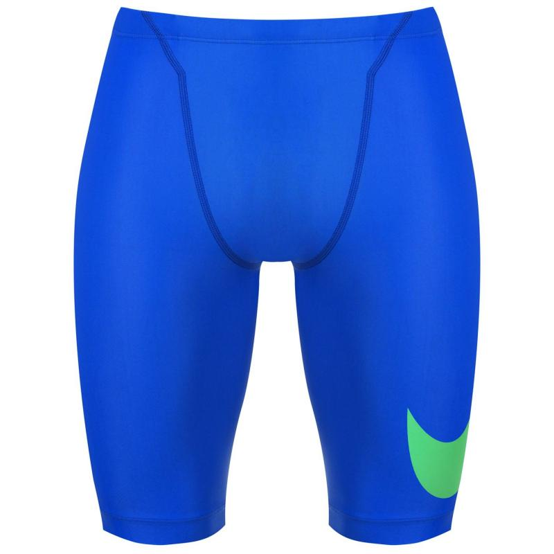Plavky Nike Swoosh Jammers Mens Game Royal
