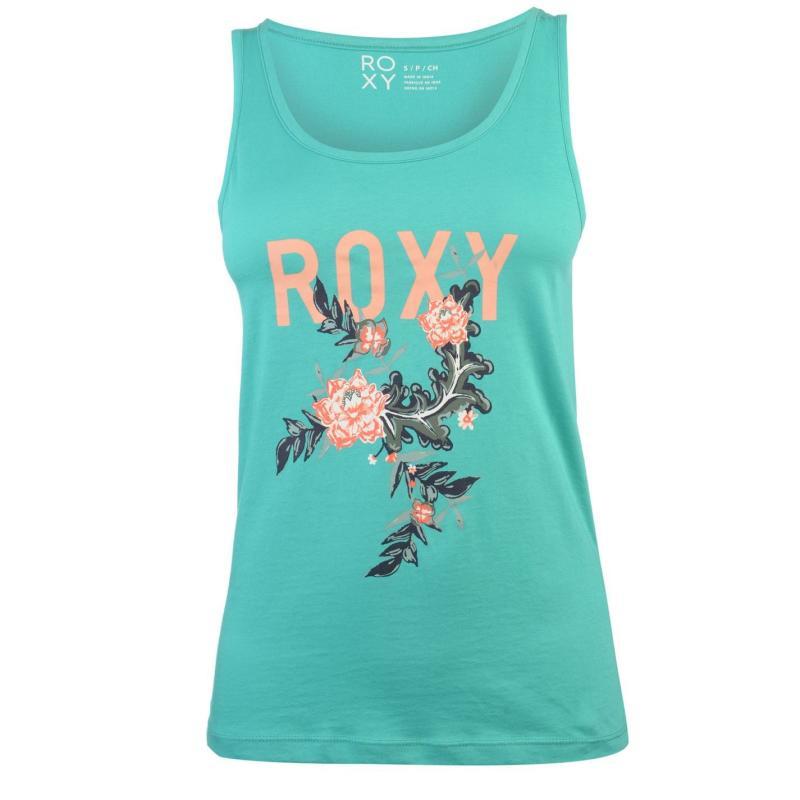 Roxy Dawn Tank Top Ladies Atlantis