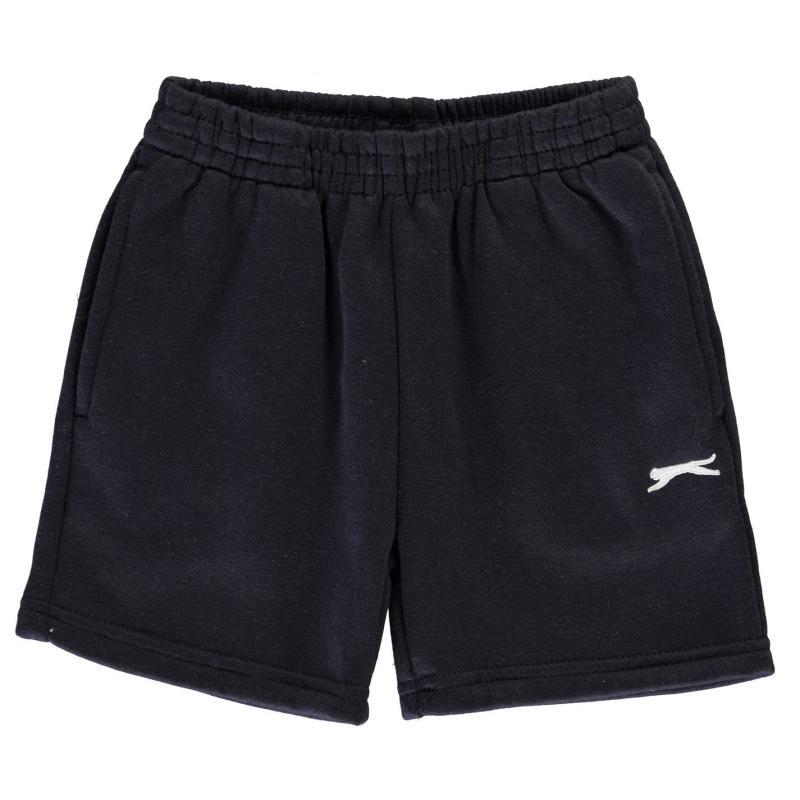Kraťasy Slazenger Fleece Shorts Infant Boys Navy