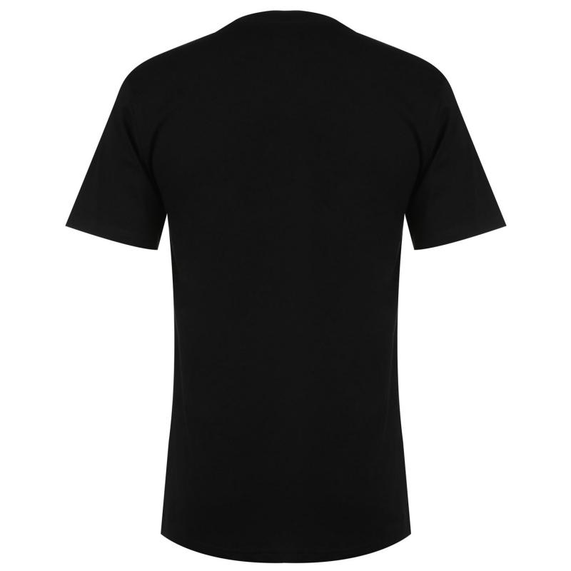 Tričko DC Train Station Short Sleeve T Shirt Mens White