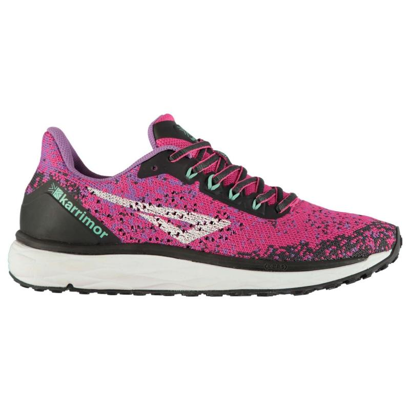 Karrimor Rapid Trainers Ladies Pink/Purple