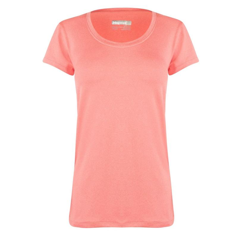 Marmot Around T Shirt Ladies Flamingo