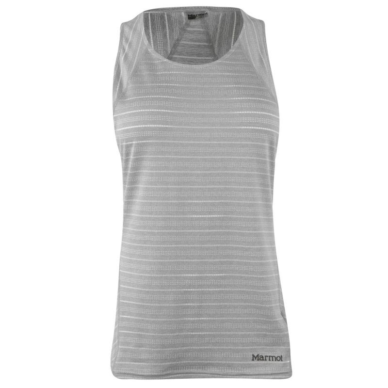Marmot Ellie Tank Top Ladies Steel Onyx