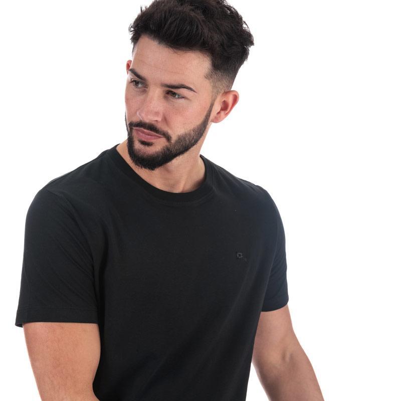 Tričko Diesel Mens T-Zosimosnew T-Shirt Black Velikost - M