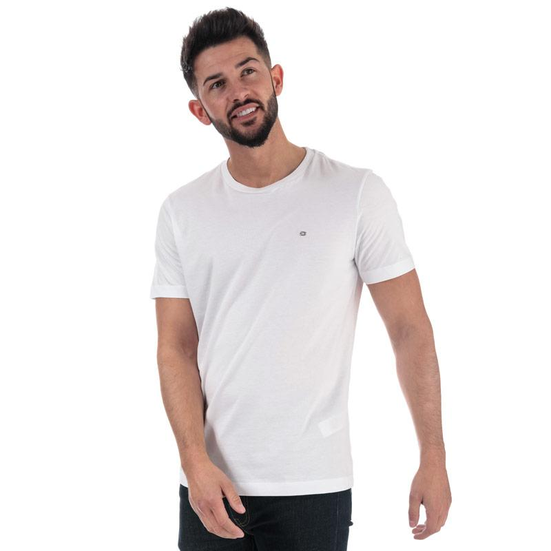 Tričko Diesel Mens T-Zosimosnew T-Shirt White
