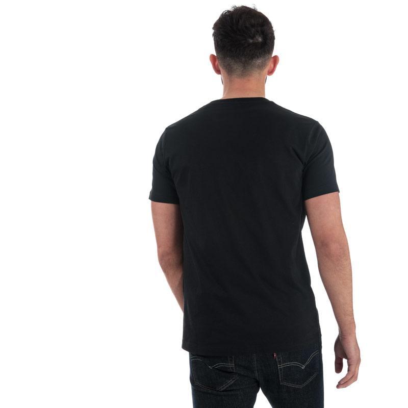 Tričko Diesel Mens T-Zosimosnew T-Shirt Black