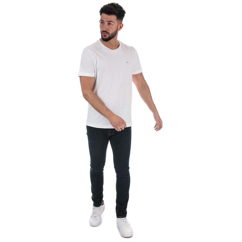 Tričko Diesel Mens T-Zosimosnew T-Shirt White Velikost - XXL