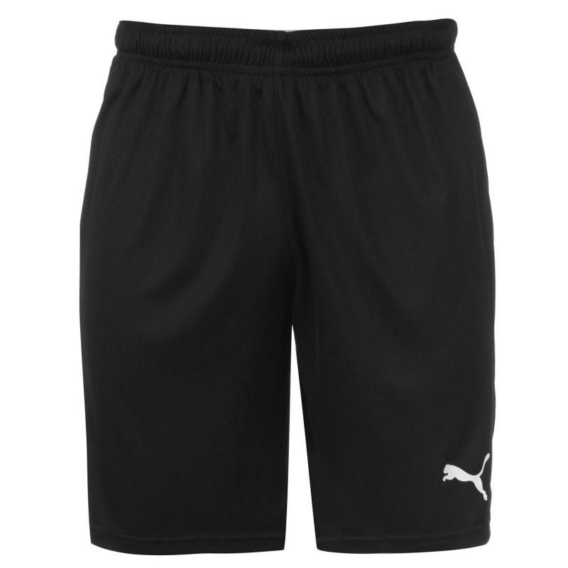 Puma Liga Shorts Mens Black