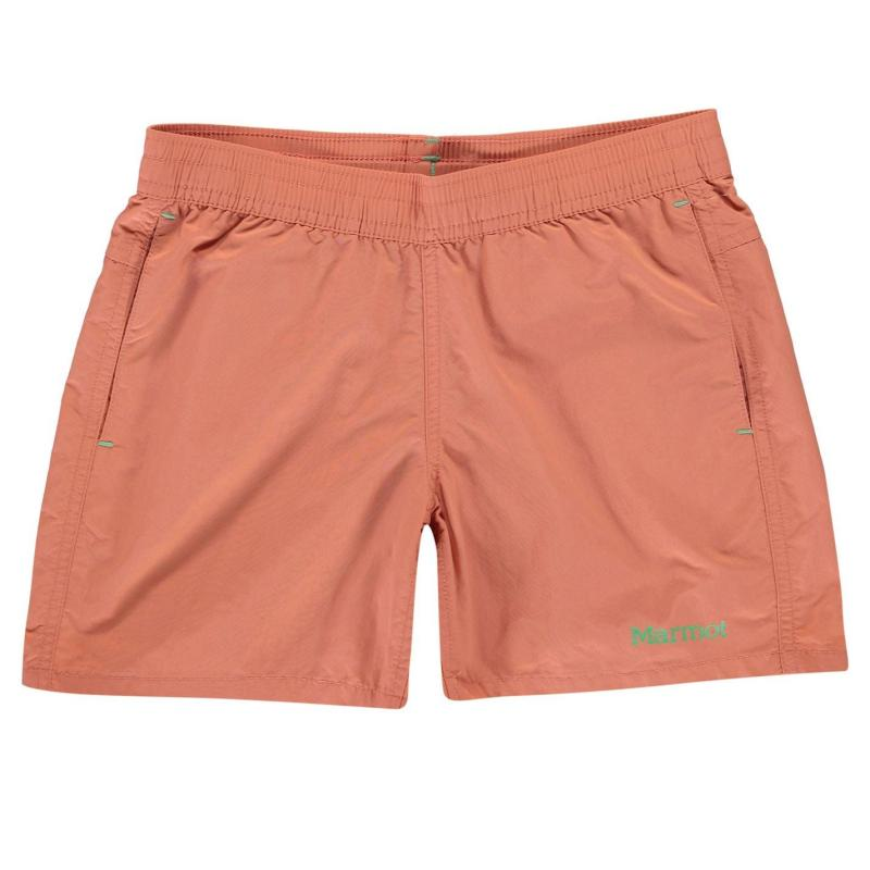 Marmot Augusta Shorts Junior Girls Pink