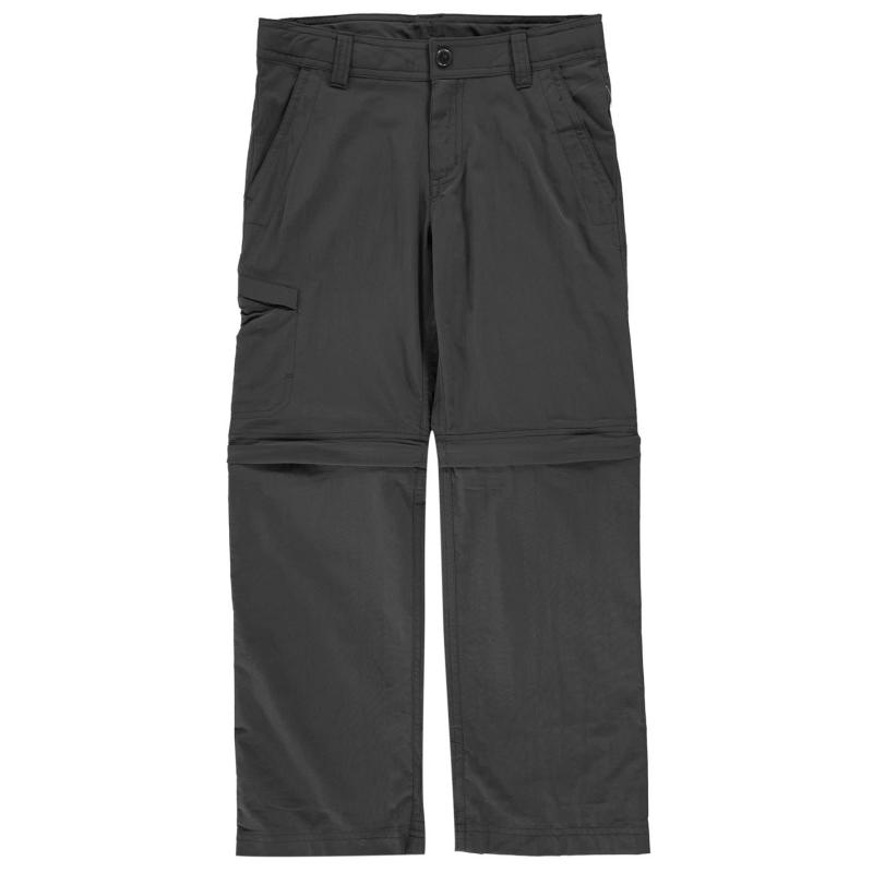 Marmot Cruz Zip Off Trousers Junior Grey