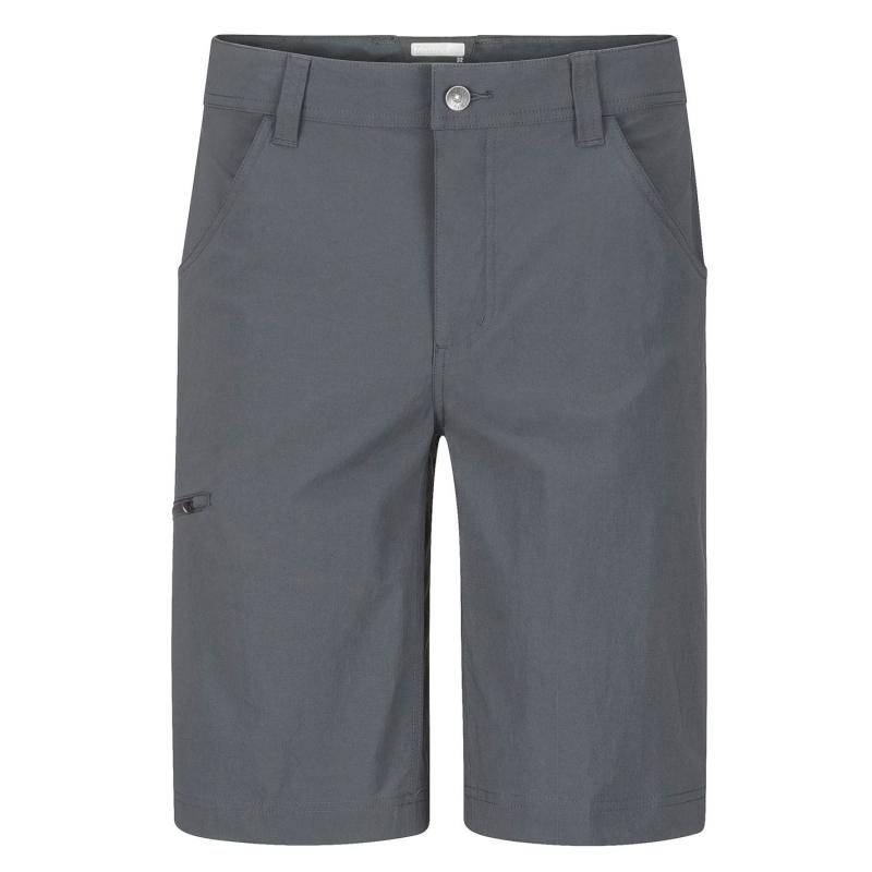 Marmot Rock Shorts Mens Slate Grey
