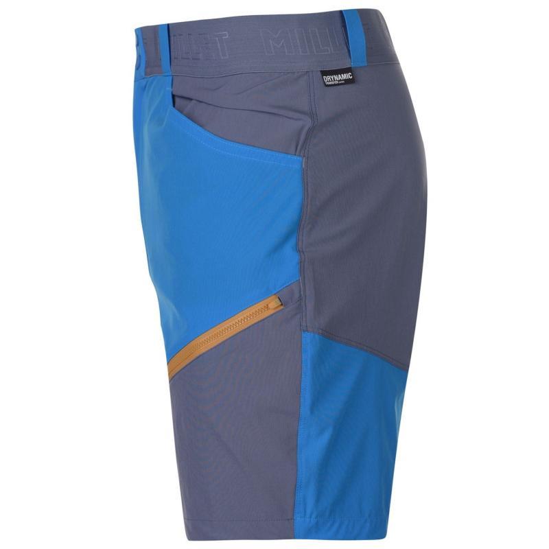 Millet Onega Shorts Mens Electric Blue