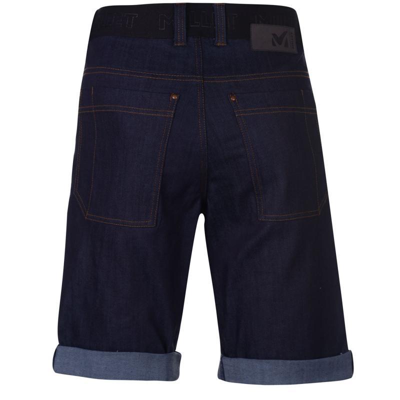 Millet Rocas Denim Shorts Mens Dark Denim