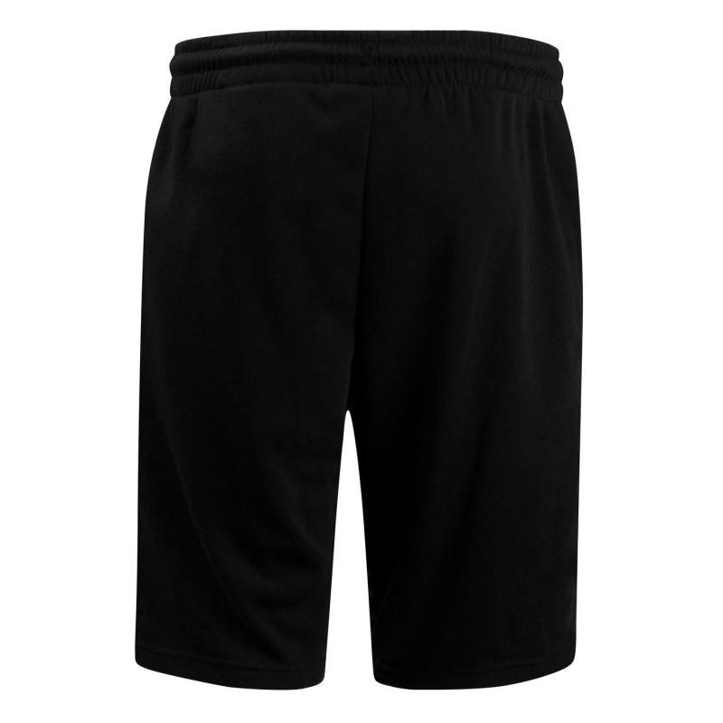 Lee Cooper Fleece Shorts Mens Navy