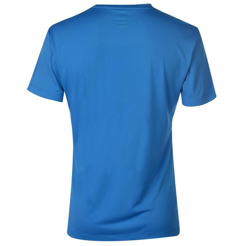 Millet Rock T Shirt Mens Electric Blue