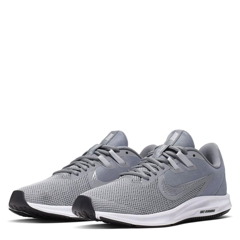 Nike Downshifter 9 Women's Running Shoe Grey/Silver