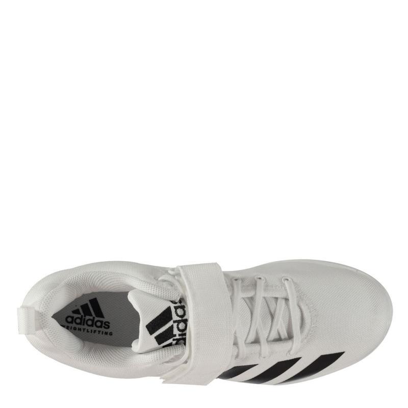 Adidas Powerlift 4 Mens Training Shoes White/Black