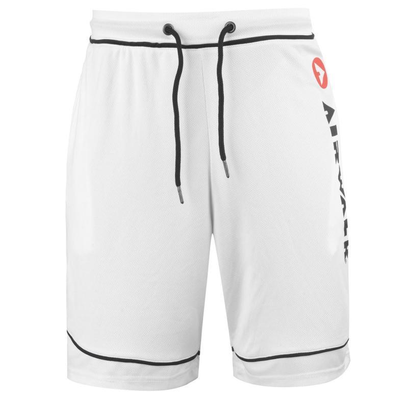 Airwalk Classic Basketball Shorts Mens White